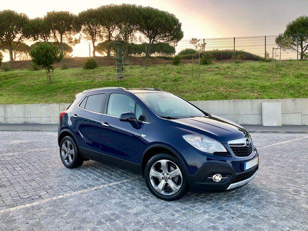 Opel Mokka Cdti Cosmo Plus S/S 2014 - Muito Estimado