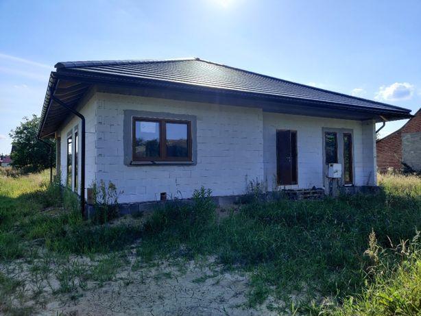 Dom murowany 120m² SSZ + Dom drewaniany | Działka 30 arów