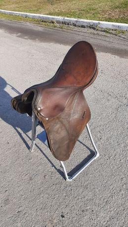 Седло для лошади Georg Kieffer Sattelmacher Munchen