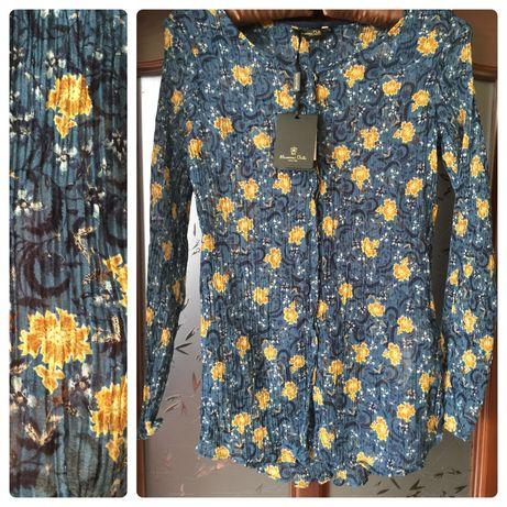 Новая рубашка блуза Massimo Dutti