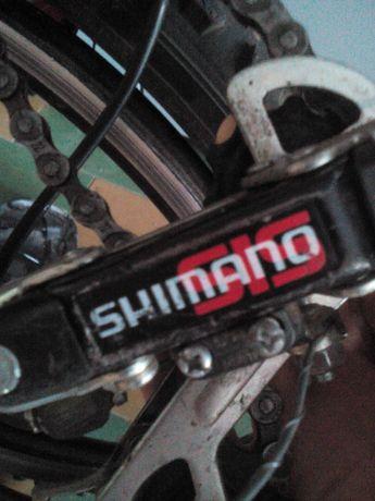 Продам горный велосипед на запчасти
