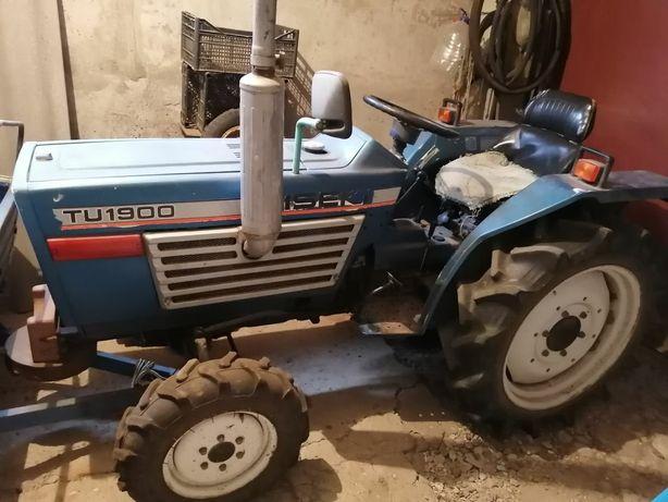 мини-трактор iseki tu1900
