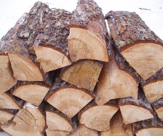 дрова рубані ольха