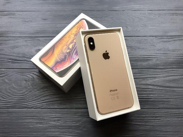 iPhone XS 64gb Gold Магазин Гарантия Доставка