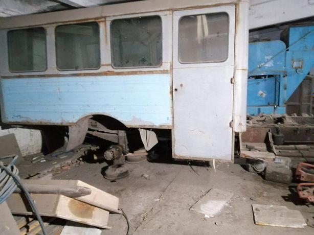 Будка, вагончик, кузов газон, газ 4301 цена договорная