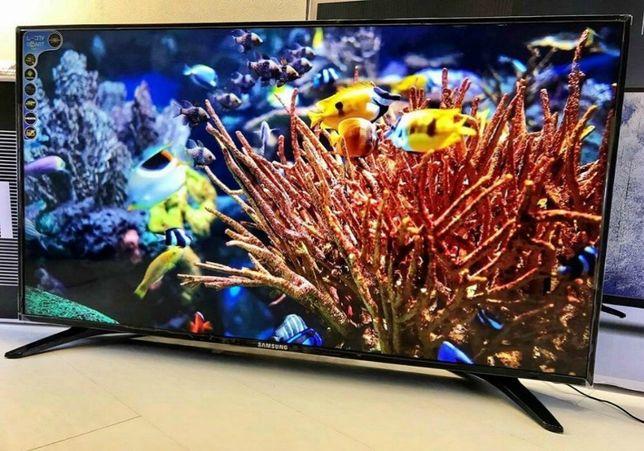 Телевізор Samsung чорний 34, 42, дюйма Samsung smart Т2 FULL HD+WI-FI