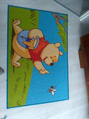 Dywany dziecięce 2x 80-120 Kubuś Puchatek