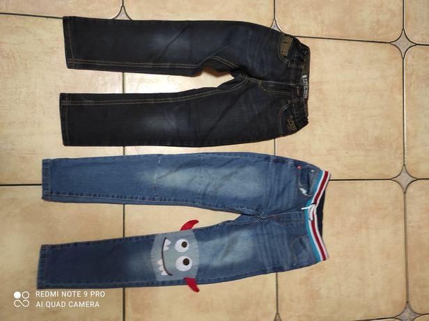 Spodnie  długie 9 par