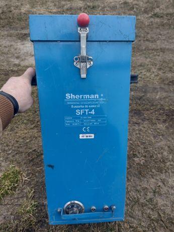 sherman sft-4 suszarka do elektrod mało używana wraz z zawartością