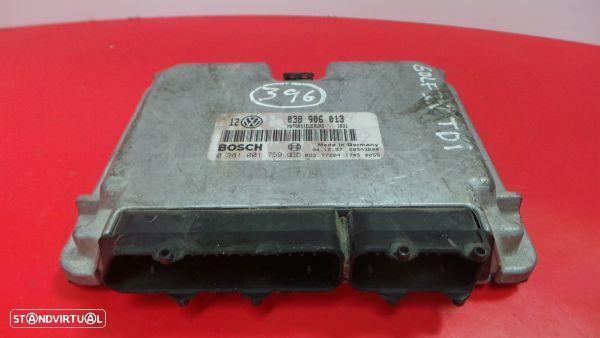 Centralina Do Motor | Ecu Volkswagen Golf Iv (1J1)