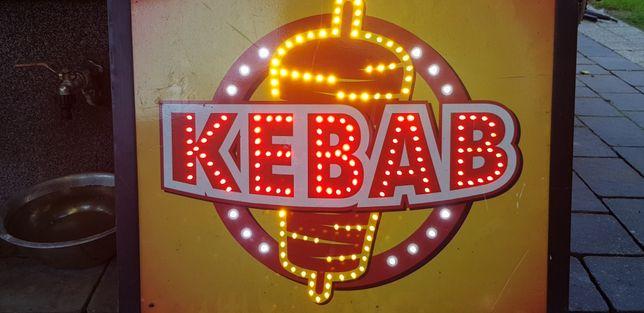 Neon kebab