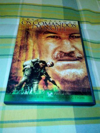 DVDs de vários filmes