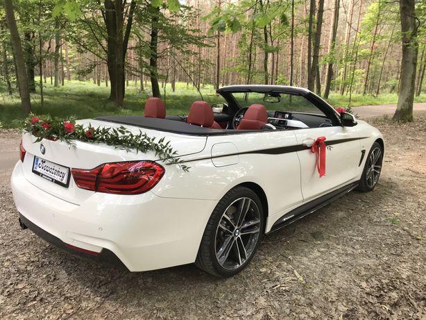 Auto do Ślubu Cabrio BMW 300 KM M Sport Performace