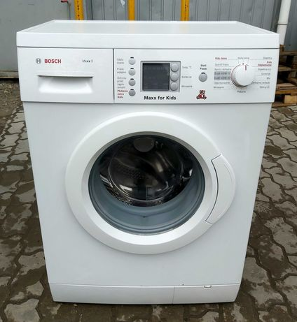 Узкая стиральная машина 40 см Бош Bosch WLX 2048 K б/у