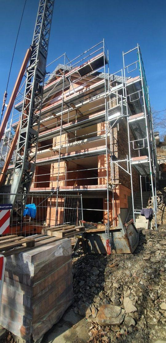 Будівництво будинків з нуля до повної готовності