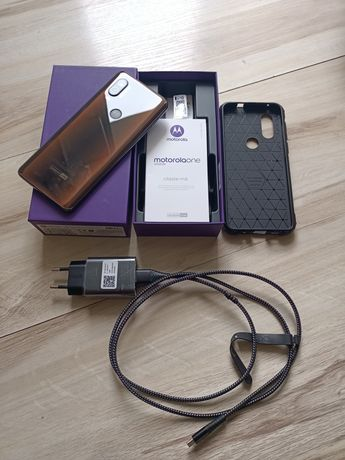 Motorola One Vision Android 11