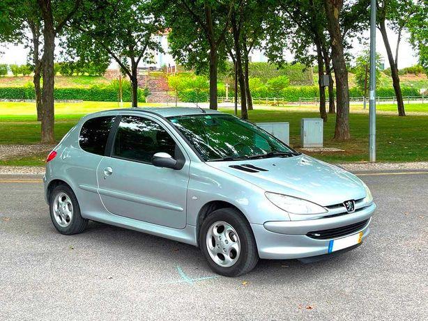 Peugeot 206 1.4 HDi AC (146.000 Kms)
