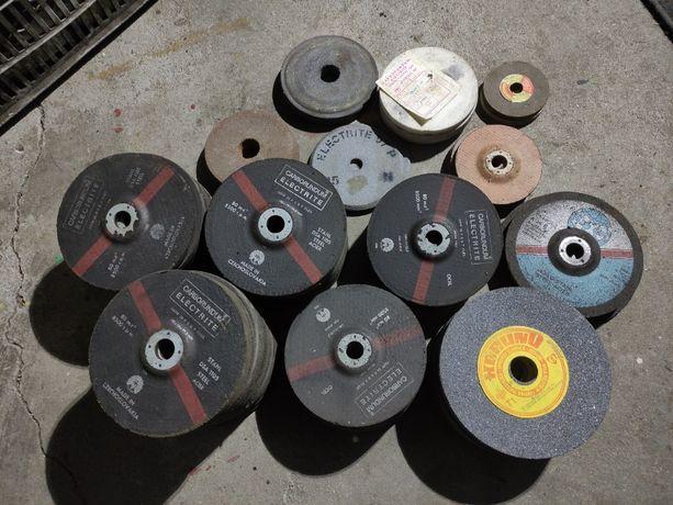 Tarcze ścierne do szlifowania 200x20 ceramiczne 180x10 stal 180x6 dużo