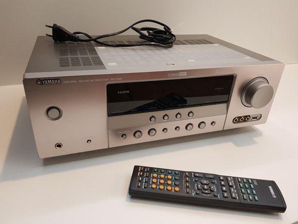 Kino domowe bose Acoustimas 6 Yamaha RX-V461 Hdmi usb