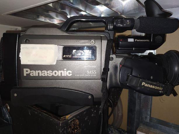 Kamera Panasonic S-VHS MS 5