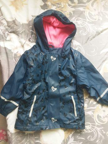Дощовик курточка Lupilu для дівчинкі
