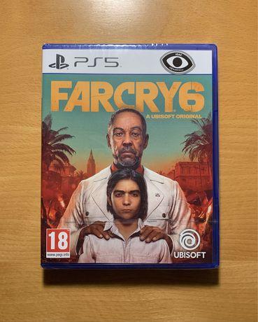 FarCry 6 PS5 *Selado*