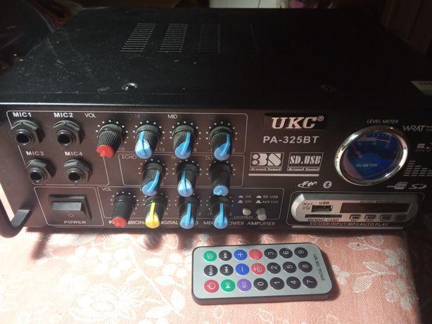 Усилитель UKC pa 325 BT