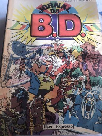 Jornal da BD - 15 de Abril 1982
