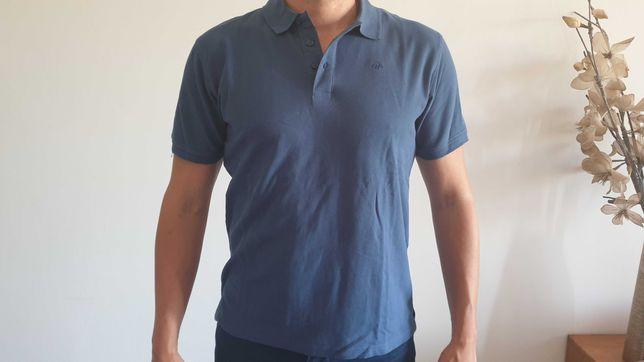 Pólo Azul Turquesa