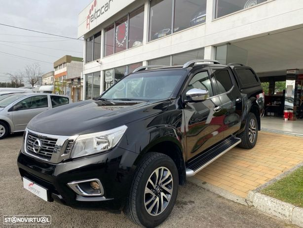 Nissan Navara Tekna GPS Full Led IVA dedutível