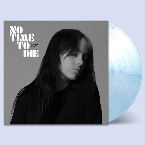 Disco de vinil Billie Eilish - No Time To Die - 007 James Bond OST BSO