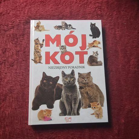 Książka Mój kot twarda okładka