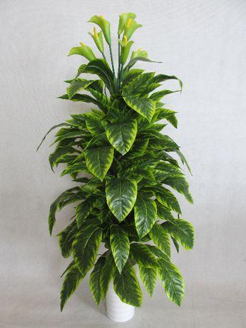 Sztuczne Drzewko Kantadeska Drzewo Kwiat 120cm