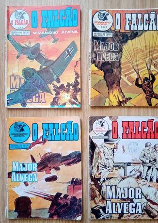 Coleção Falcão - Major Alvega