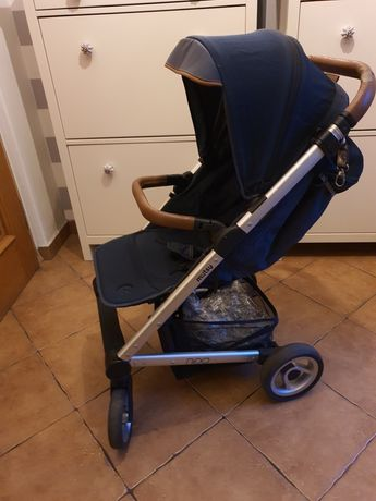 Wózek Mutsy Nexo + folia przeciwdeszczowa