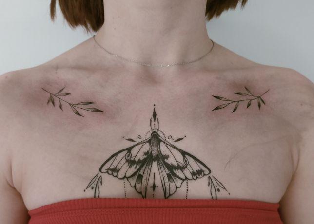 Тату татуировки в центре Одессы