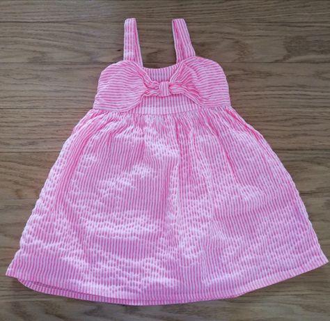 Letnia sukienka roz 98 / 104