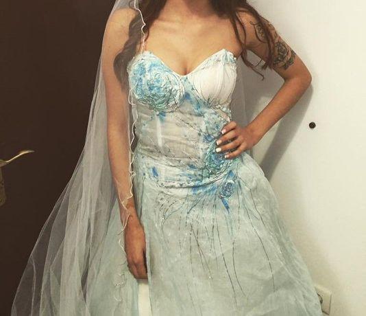 Vestido de Noiva Micaela Oliveira
