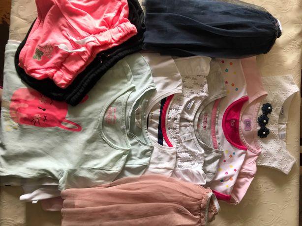 Ubranka dla dziewczynki rozm.128