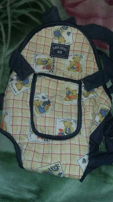 Рюкзак кенгуру rain baby