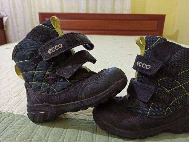 Ботинки ecco GORE - TEX 27 размер