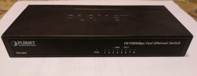 Planet FSD-805 10/100Mbps Fast Ethernet Switch - KRK