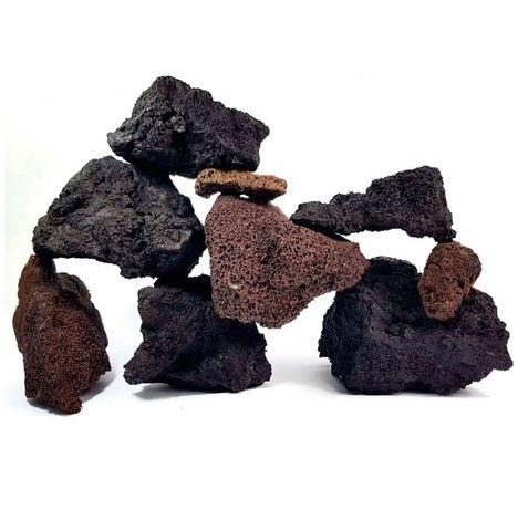 Вулканическая лава для аквариума ( анубиасов, папоротников)