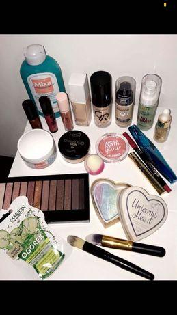 kosmetyki, zestaw kosmetyków