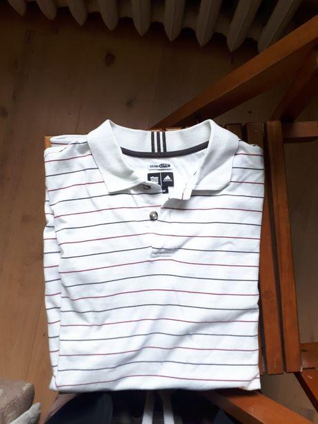 Koszulka Adidas polo Climalite M
