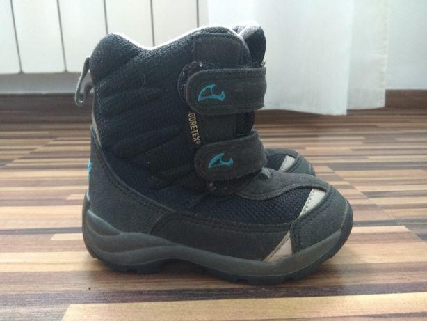 Buciki zimowe dziecięce buty na zimę śniegowce GoreTex GTX Viking 21