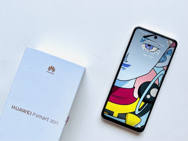 Huawei P Smart 2021 - 4/128Gb - Blush Gold