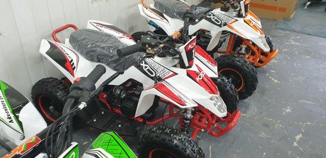 Mini Quad Quady Waria 49cc Nowość 2021r