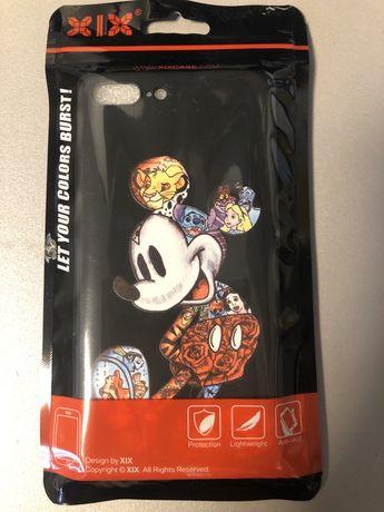 Чехол Iphone 8 plus микки маус
