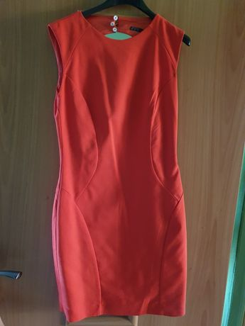 Zara sukienka z odkrytymi plecami rozm 36-38